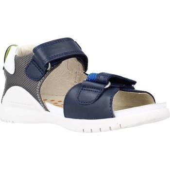 Schoenen Jongens Sandalen / Open schoenen Biomecanics 202193 Blauw