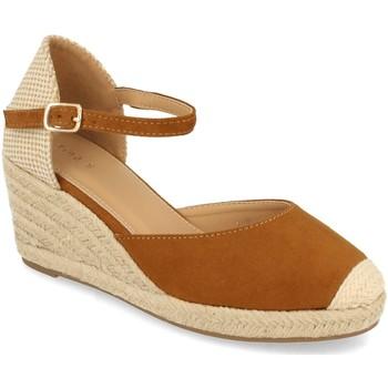 Schoenen Dames Espadrilles Benini 20317 Camel