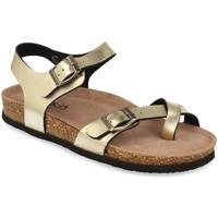 Schoenen Dames Sandalen / Open schoenen Woman Key D18-19 Oro