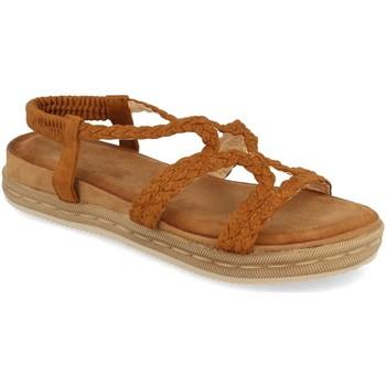 Schoenen Dames Sandalen / Open schoenen Buonarotti 1AF-1207 Camel