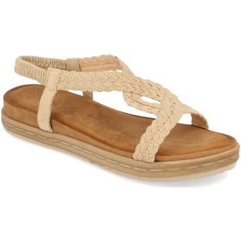 Schoenen Dames Sandalen / Open schoenen Buonarotti 1AF-1208 Beige