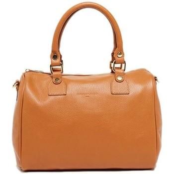 Tassen Dames Handtassen kort hengsel Christian Laurier BLANCA CAMEL FONCE
