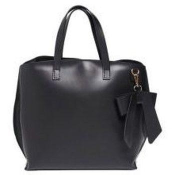 Tassen Dames Handtassen kort hengsel Maison Heritage MINI LILA NOIR