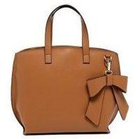 Tassen Dames Handtassen kort hengsel Maison Heritage MINI LILA CAMEL