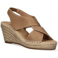 Schoenen Dames Sandalen / Open schoenen Etika 52479 brown