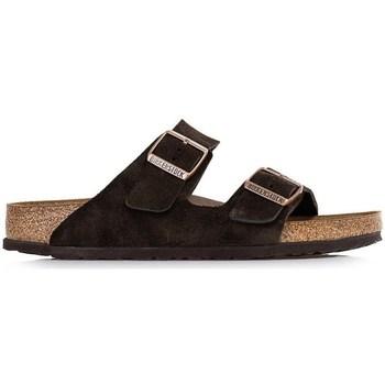 Schoenen Heren Slippers Birkenstock Arizona Sfb Noir