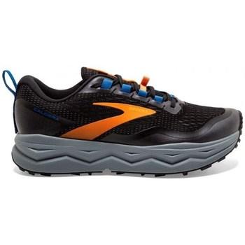 Schoenen Heren Lage sneakers Brooks Caldera 5 Noir