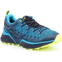 Schoenen Heren Lage sneakers Salewa MS Dropline Bleu