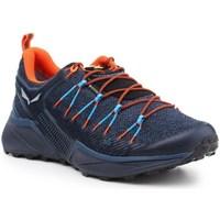 Schoenen Heren Lage sneakers Salewa MS Dropline Gtx Bleu marine
