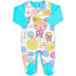 Textiel Kinderen Pyjama's / nachthemden Yatsi Barboteuse bébé Blauw