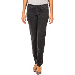Textiel Dames Straight jeans Gaastra Jean long Grijs