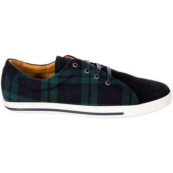 Schoenen Heren Lage sneakers Hackett Sisac Blackwtch Trainr Hackett L. Multicolour