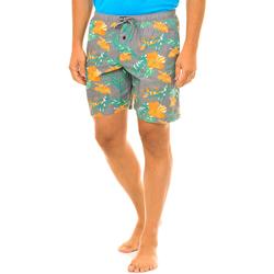 Textiel Heren Pyjama's / nachthemden Tommy Hilfiger Short de pyjama Tommy Multicolour