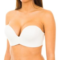 Ondergoed Dames Modern Bralette Wonderbra Soutien-gorge sans bretelles Perfect Enhancement Wit