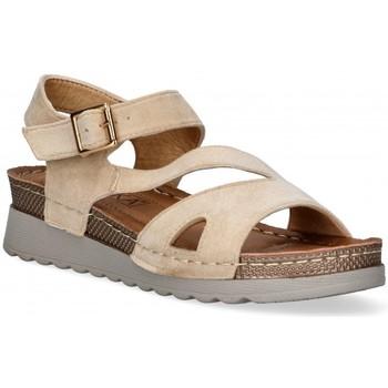 Schoenen Dames Sandalen / Open schoenen Etika 52655 brown