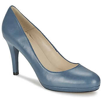 Schoenen Dames pumps Betty London NEGRIT Blauw