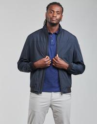Textiel Heren Wind jackets Geox JHARROD Marine