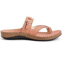 Schoenen Dames Sandalen / Open schoenen Walk & Fly 3861-22200 Roze