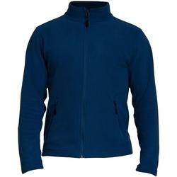 Textiel Jacks / Blazers Gildan PF800 Marineblauw