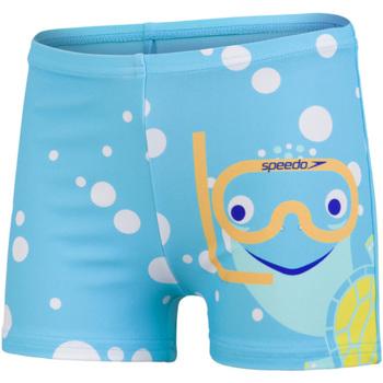 Textiel Jongens Zwembroeken/ Zwemshorts Speedo  Blauw/Geel