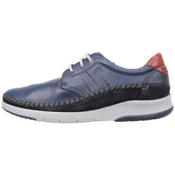 Schoenen Heren Derby Fluchos  Blauw