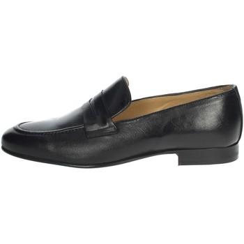 Schoenen Heren Mocassins Exton 1025 Black