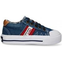 Schoenen Jongens Lage sneakers Lois 55048 blauw