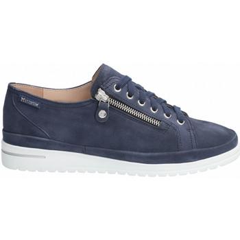 Schoenen Dames Lage sneakers Mephisto JUNE Blauw