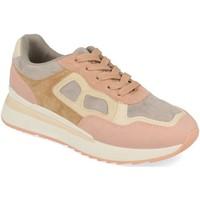 Schoenen Dames Lage sneakers Tephani TF22111 Rosa