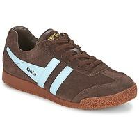 Schoenen Lage sneakers Gola HARRIER Brown / Blauw