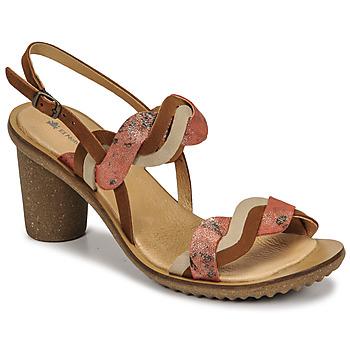Schoenen Dames pumps El Naturalista FANTASY Brown