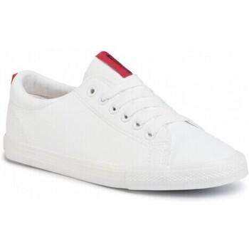 Schoenen Dames Lage sneakers Big Star DD274685101 Blanc
