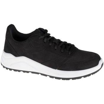 Schoenen Dames Lage sneakers 4F OBDL250 Blanc, Noir