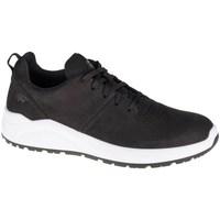 Schoenen Heren Lage sneakers 4F OBML251 Blanc, Noir