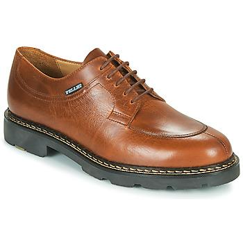 Schoenen Heren Derby Pellet Montario Brown