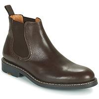 Schoenen Heren Laarzen Pellet RAYMOND Brown