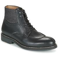 Schoenen Heren Laarzen Pellet ROLAND Zwart
