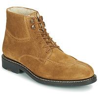 Schoenen Heren Laarzen Pellet ROLAND Brown