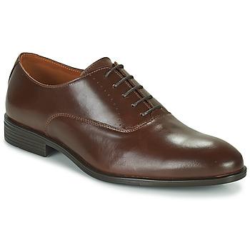 Schoenen Heren Derby Pellet ACHILLE Brown