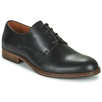 Schoenen Heren Derby Pellet ADRIEN Zwart