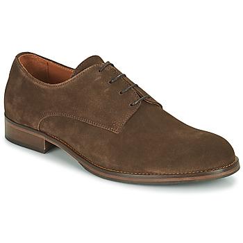 Schoenen Heren Derby Pellet ADRIEN Brown