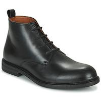 Schoenen Heren Laarzen Pellet BAPTISTE Zwart