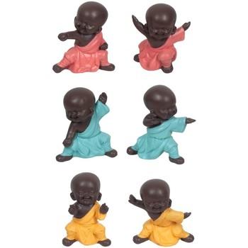 Wonen Beeldjes Signes Grimalt Fight 6 Dif Boeddha'S. Multicolor