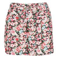 Textiel Dames Korte broeken / Bermuda's Betty London OULALA Zwart / Roze