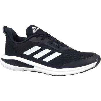 Schoenen Kinderen Running / trail adidas Originals Fortarun Noir