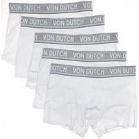 Ondergoed Heren Boxershorts Von Dutch  Wit