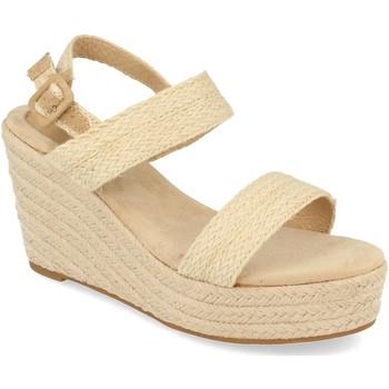 Schoenen Dames Sandalen / Open schoenen Festissimo F20-40 Beige