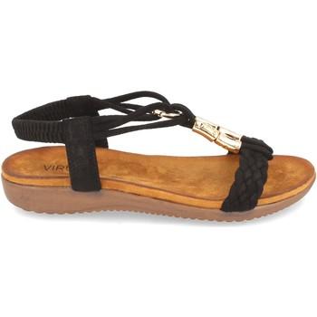 Schoenen Dames Sandalen / Open schoenen Clowse VR1-261 Negro