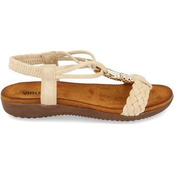 Schoenen Dames Sandalen / Open schoenen Clowse VR1-261 Beige