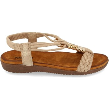 Schoenen Dames Sandalen / Open schoenen Clowse VR1-261 Kaki